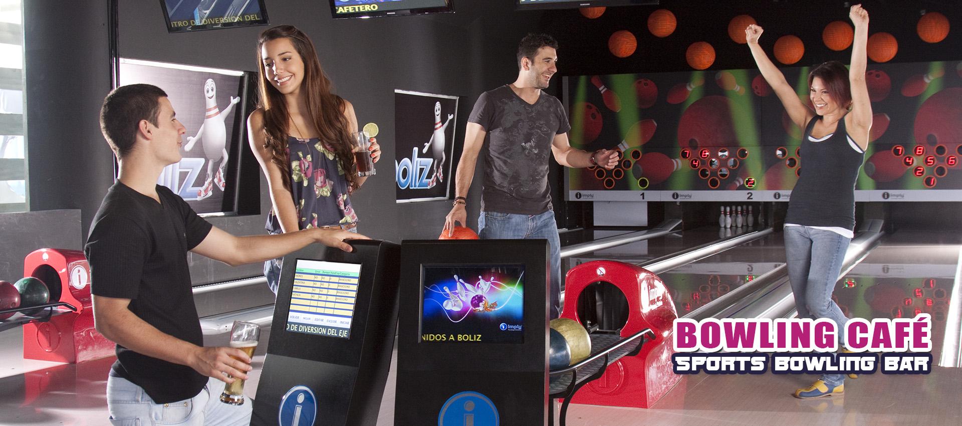 Centros de ocio, bowling y entretenimiento
