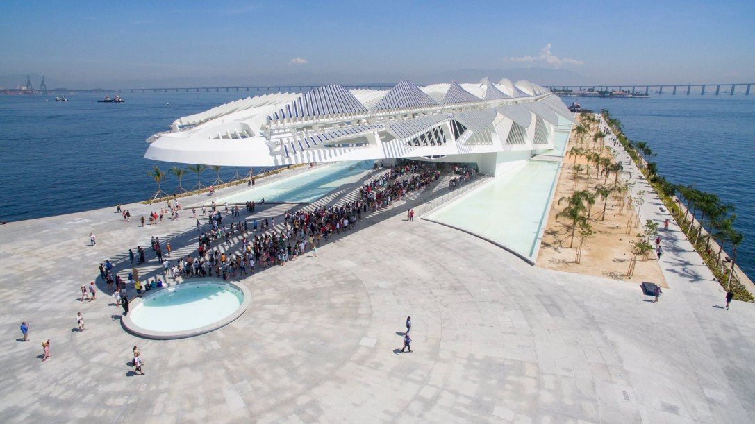 Tecnología Imply asegura la comodidad para visitar el Museo del Mañana, en Río de Janeiro