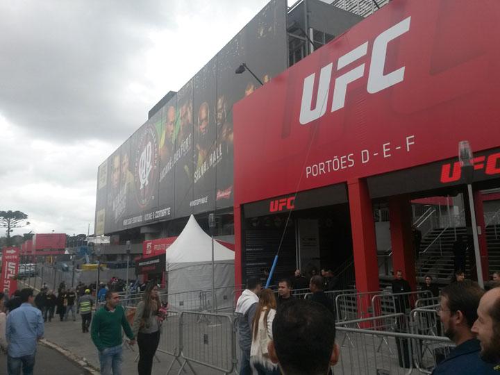 Tecnología de Accesos Imply gestiona el UFC 198 con éxito de taquilla