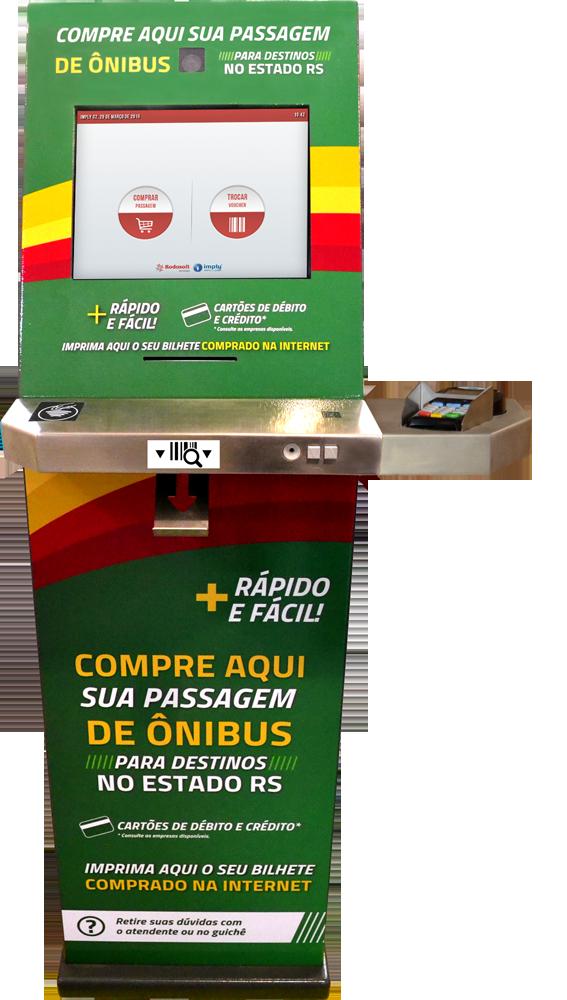 Estación de autobuses de Santo Angelo innova en sus canales de ventas con Terminales Imply