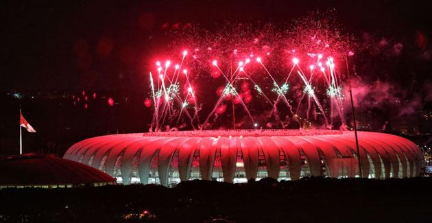 Imply Tecnología presente en el Estadio Beira-Rio