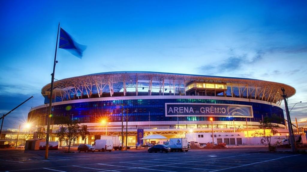 2,5 millones de aficionados visitaron el Arena Gremio desde su apertura