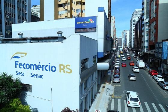 Federación Comercial de Rio Grande do Sul instala Panel de Impuestos con Tecnología Imply®
