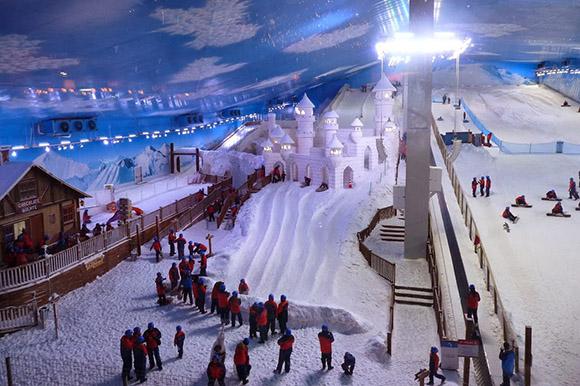 Snowland Theme Park moderniza la venta de entradas con la Tecnología Imply®