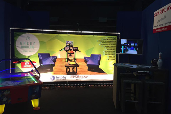 Starplay presenta Green Bowling® en Gastro Tek