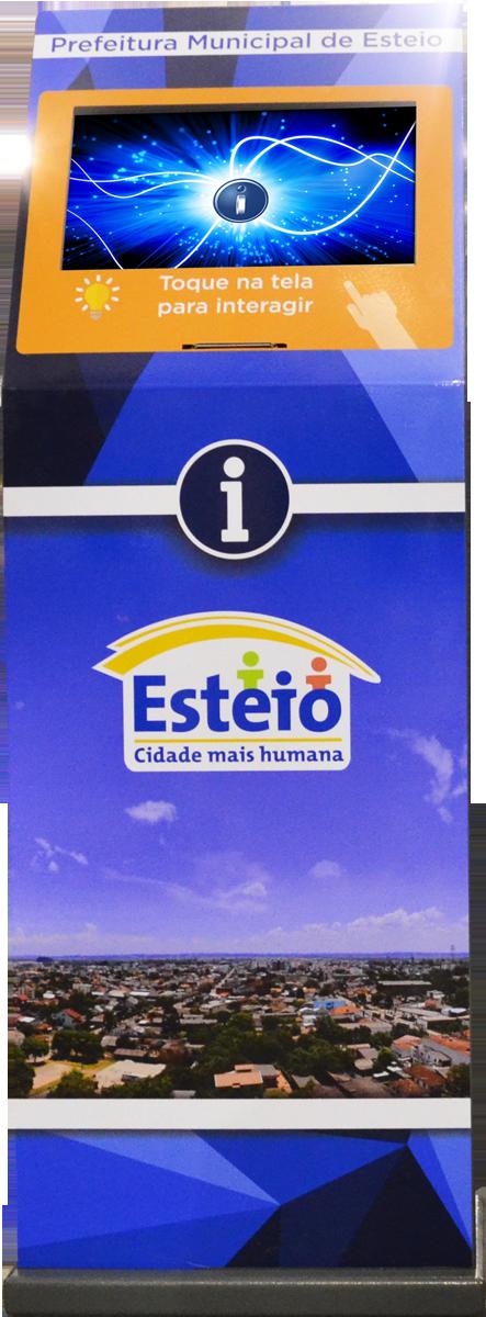 Ciudad de Esteio adopta Terminales de autoservicio Imply para facilitar el acceso a la información