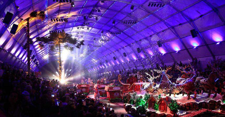 Tecnología Imply está presente en uno de los eventos de Navidad más grandes del mundo