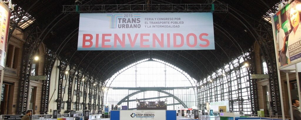 Tecnologías Imply en la Feria Transurbano 2016 en Chile