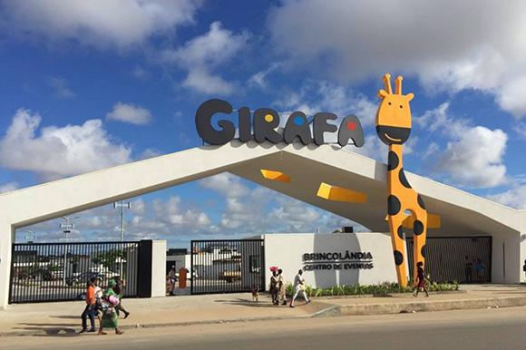 Nuevo Parque Acuático en Angola tiene Bowling Imply®