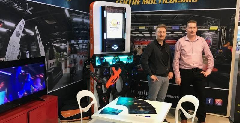 Neoloisirs presenta Bowling Imply® en Franchise Expo Paris