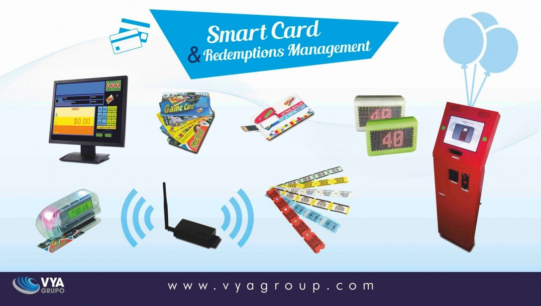 Smart Cards & Redemptions Management