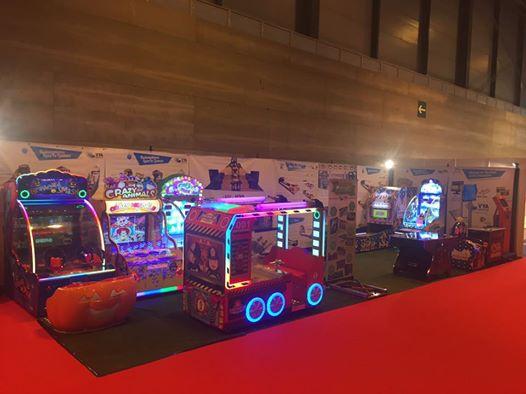 Feria del juego Madrid, segundo día