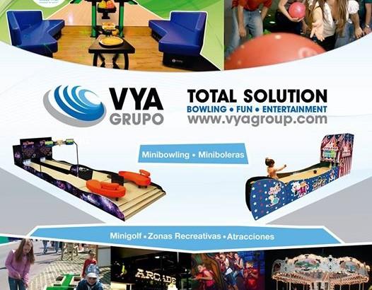 Grupo VYA Solución Total en Bowling, Diversión y Entretenimiento.