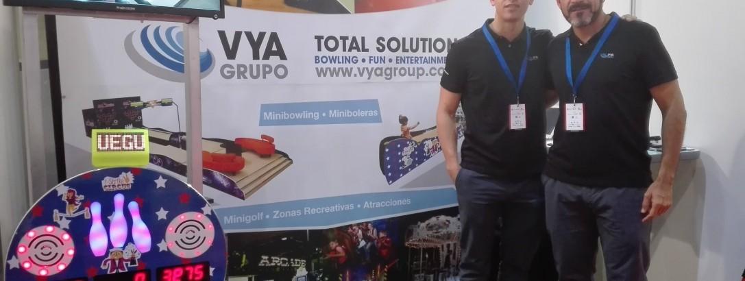 Vya Group presenta soluciones Imply® en el Salón H&T