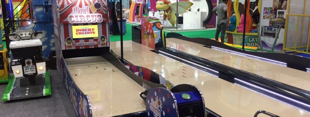 WareHouse of Games presenta línea de Bowling Imply® em la Feria DEAL en Dubai