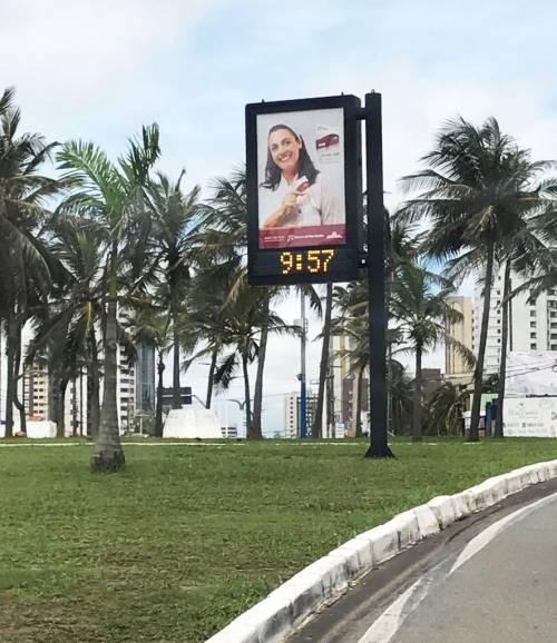 São Luiz y Belém innovan en Mídias Out of Home con la tecnología de los Paneles de Mensajes Imply®