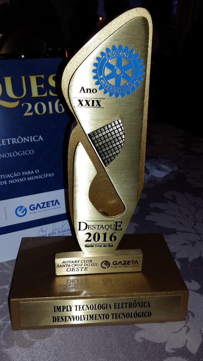Imply® es reconocida con el Premio Destacado Desarrollo Tecnológico