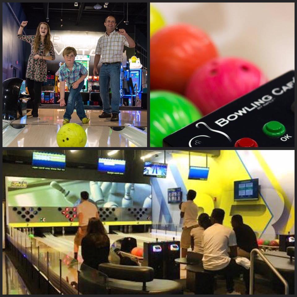 Bowling Café