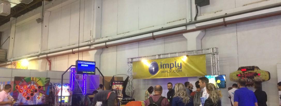 Imply® marca presencia en Expo Parques y Fiestas en São Paulo