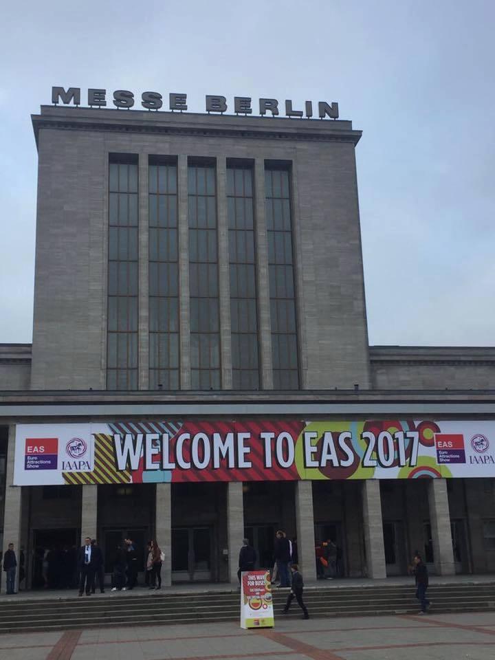 Estuvimos en EAS IAAPA BERLIN 2017