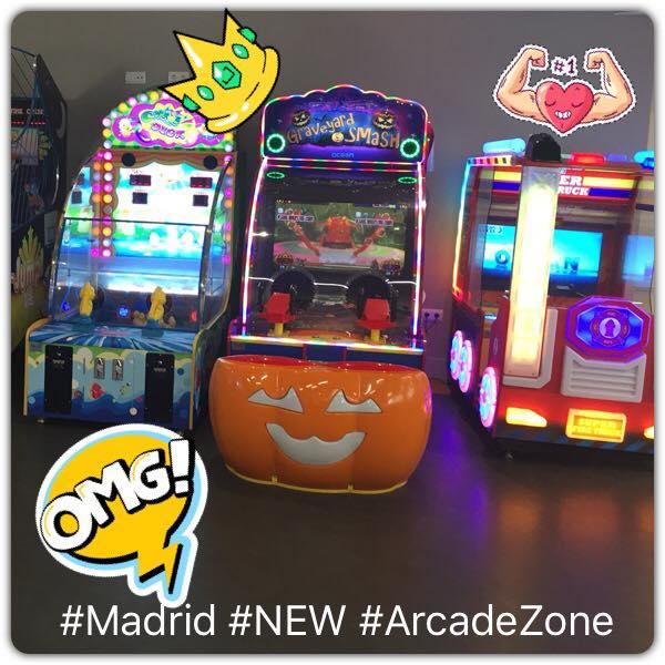 Instalando Nueva Zona Arcade