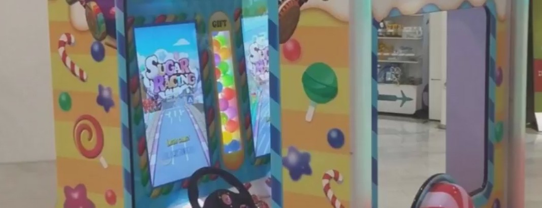 NEW – Nueva Zona Arcade – Recreativa – Kiddie en MADRID