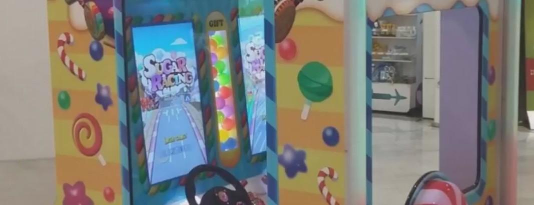 NEW – Nueva Zona Arcade – Recreativa – Kiddie en MADRID