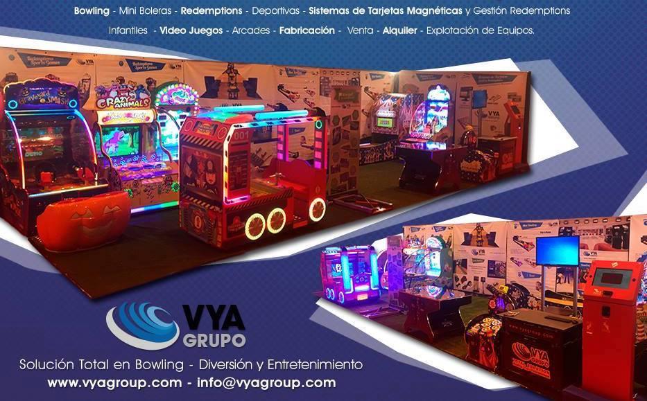 VYA Solución Total en Bowling, Diversión y Entretenimiento