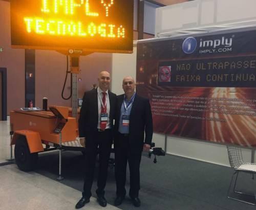Imply® participó en el 10º Congreso ABCR y BRASVIAS