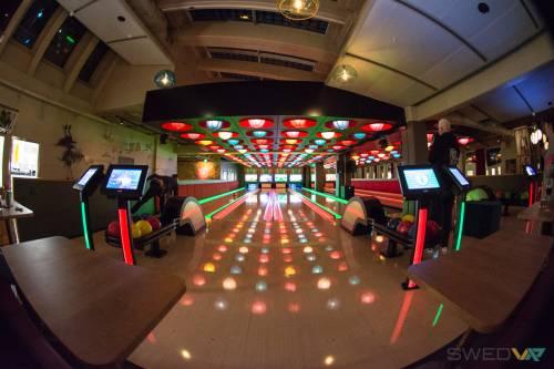 Innovador Green Bowling® inaugura en Vällingby, Suecia