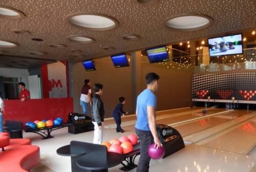 Más diversión en Pernambuco con Bowling Café Imply®