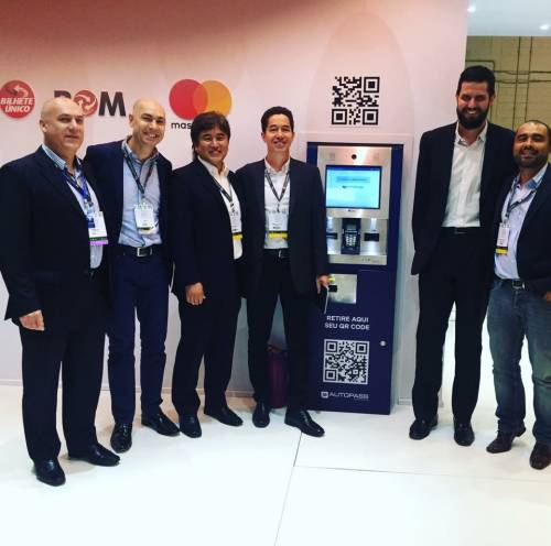 Autopass y CH Group presentan el Multikiosk Imply® en la 31ª NTU & Transpublico