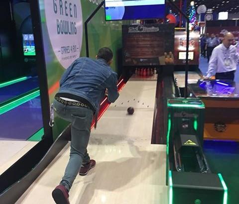 Nueva Mini Bowling – Mini Bolera IMPLY. IAAPA 2017