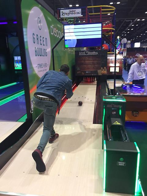 Nueva Mini Bowling – Mini Bolera IMPLY. IAAPA 2017