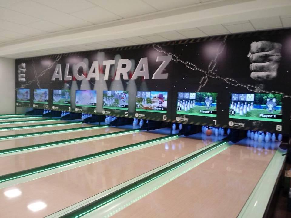 Alcatraz Bowling