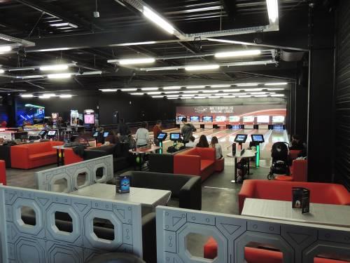 Nuevo Metrópolis Bowling Laser inaugura en Francia con tecnología Imply®