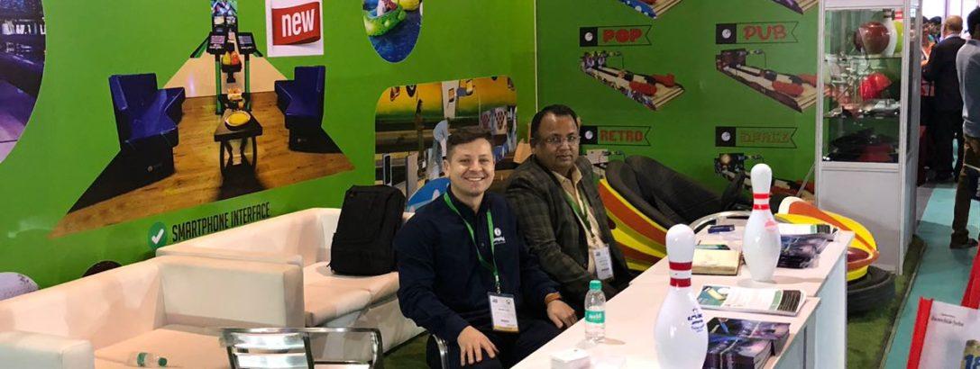 Imply® participa en IAAPI, la mayor feria de Entretenimiento en India