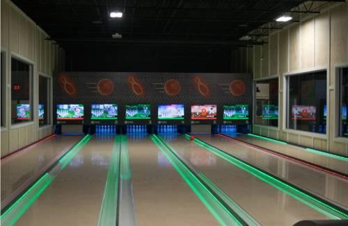 Legacy 295 innova con Green Bowling y Mini Bowling Imply® -