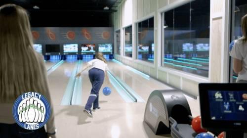 Legacy 295 innova con Green Bowling y Mini Bowling Imply®