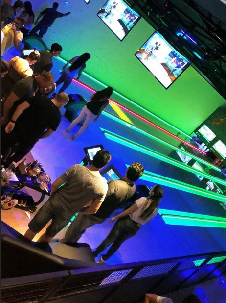 Strike 364 inaugura con Green Bowling Imply®