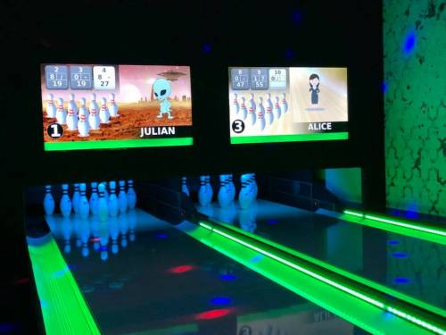 Bowling Rode Loper inagura en Holanda con Green Bowling Imply®