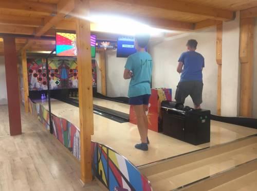 Mini Bowling Imply® presente en el parque temático Katica Tanya en Hungría