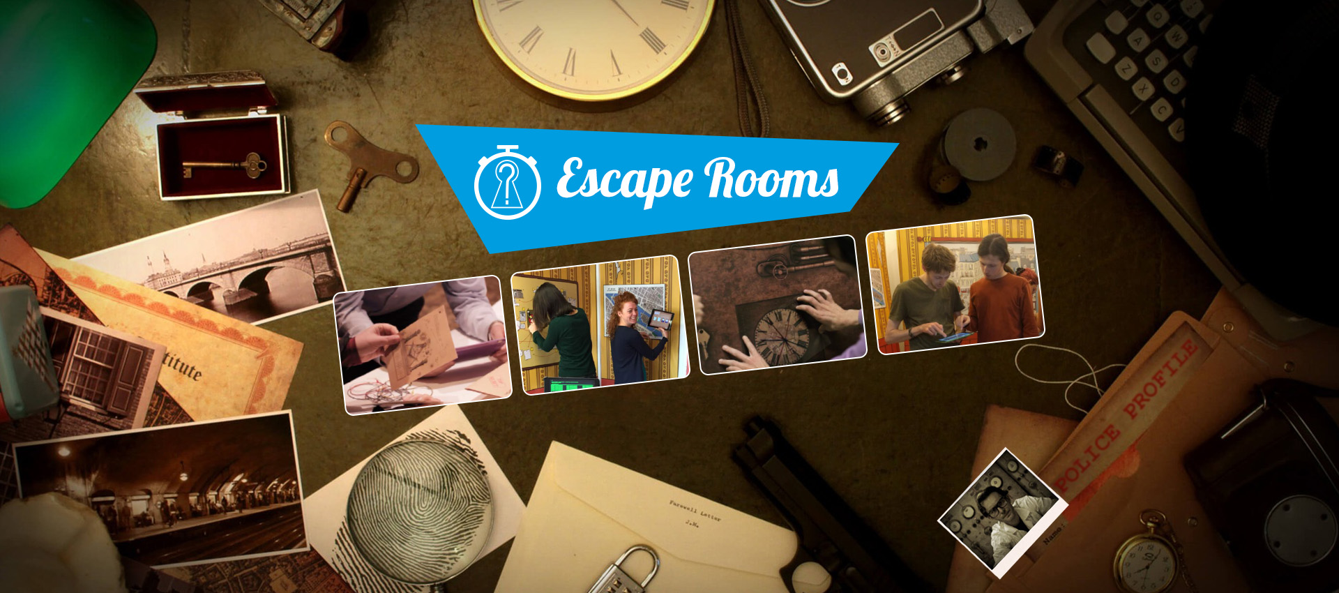 Escape Games - Escape Rooms